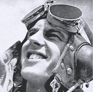 Pilot Officer Keith Gillman [Image: Public Domain]