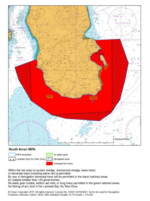 Dredging ban for South