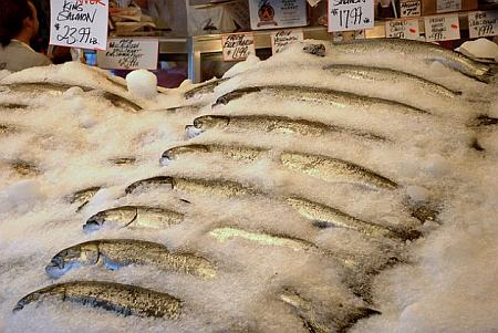 Some 60 major U.S. food retailers have already pledged not to sell GE salmon.