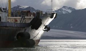 Greenpeace propose Marine Reserve